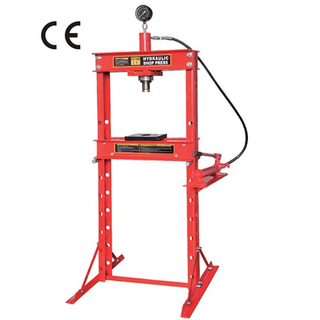 20Ton Shop Press con pompa portatile